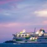 Из Эстонии в Финляндию отправилось новое скоростное судно на российском СПГ