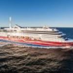 У компании Viking Line появится паром с гибридным двигателем