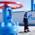 """""""Газпром"""" поставляет в ФРГ больше газа, чем в прошлом году"""