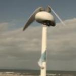 В Тунисе проходят испытания уникальной ветряной турбины