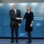 """ЕС заверил Азербайджан в поддержке проекта """"Южный газовый коридор"""""""