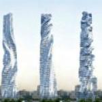 """""""Безумную"""" Dynamic Tower приведут в действие ветром и солнцем"""