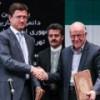 Новак и Зангане обсудили расширение нефтегазового сотрудничества