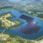 В Японии построят самую большую в мире солнечную электростанцию на воде