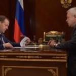 """Алекперов – Медведеву: ЛУКОЙЛ и """"Роснефть"""" будут вместе осваивать Таймыр"""