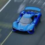 Беспилотный электромобиль Nio EP9 установил рекорд скорости (видео)