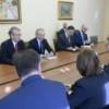 """Глава """"Газпром нефти"""" и лидеры Сербии обсудили стратегическое сотрудничество в области энергетики"""