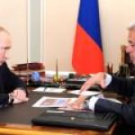 Алекперов – Путину: АЗС в России будем не продавать, а модернизировать