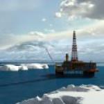Роснедра не понимают, зачем иностранцам наш арктический шельф