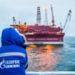 """""""Газпром нефть"""" первой в мире оцифровала вывоз нефти с платформ"""