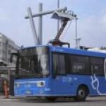 Москва начала испытывать финский электробус с функцией быстрой зарядки