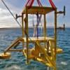 Инновационную приливную турбину разместили у берегов Шотландии