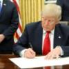 Трамп ввел драконовские пошлины против китайских солнечных батарей