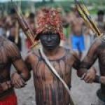 В Перу индейцы захватили нефтяное поле