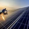 Китай увеличил суммарную выработку солнечных электростанций на 80%