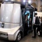 Первый в РФ беспилотный автобус «Матрешка» сойдет с конвейера в этом году