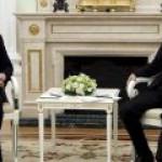 """Путин vs Меркель: про санкции, Донбасс и """"нормандский формат"""""""