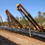 """У """"Газпрома"""" есть уже почти все трубы, необходимые для """"Силы Сибири"""""""