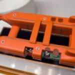В России разработана подводная лодка для сейсморазведки