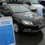 «Газпром» может стать партнером Volkswagen по выпуску автомобилей на газу