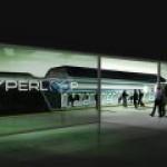 Hyperloop One устроила первый тест вакуумной трубе для сверхзвукового поезда