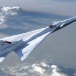 """Lockheed Martin начинает строить """"бесшумный"""" сверзвуковой лайнер"""