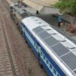 """Индия запускает грандиозный проект по созданию """"солнечных"""" поездов"""