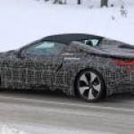 BMW снова дразнит долгожданным электрородстером i8. ВИДЕО