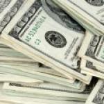 Наличные доллары исчезают из мирового оборота