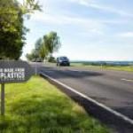 Пластиковая дорога сделает асфальт из битума пережитком прошлого