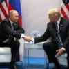 Названа возможная дата встречи Путина и Трампа