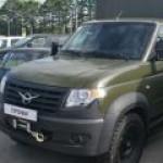 УАЗ через три года начнет выпуск гибридных автомобилей