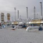 Турция собирается стать лидером региона по хранению газа