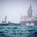 Активисты «Гринписа» остановили бурение Statoil в Баренцевом море