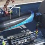 Hyperloop на тестах разогнала свой вагон до 310 км/ч (видео)