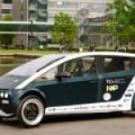 В Нидерландах собрали электромобиль из растительных материалов