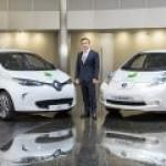 Альянс Nissan-Renault и китайская Dongfeng Motor создают СП по производству электрокаров