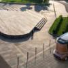 Первая трасса для тестирования автомашин-беспилотников построена в Москве