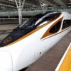 В Китае запущен самый скоростной в мире электропоезд