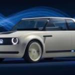 Honda представила электромобиль, который работает и как батарея для дома