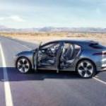 Jaguar делает ставку на электромобили
