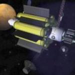 Российские ученые придумали оригинальный способ доставки грузов в космос
