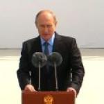 """Путин лично проследит, чтобы все нефтекомпании РФ заказывали суда на """"Звезде"""""""