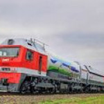 Новейшие российские газотурбовозы получили базовую СПГ-заправку
