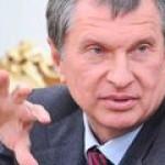"Сечин не видит логики в санкциях против ""Роснефти"""