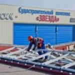 "Государство даст ""Звезде"" денег на строительство газовозов Arc7"