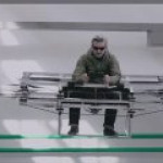 """Концерн """"Калашников"""" представил свой """"летающий мотоцикл"""""""