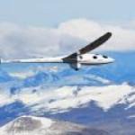 Планер Perlan 2 побил рекорд высоты полета для безмоторных летательных аппаратов