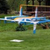"""Amazon запатентовал """"заправочный"""" дрон для электромобилей"""