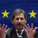"""Еврокомиссара несколько смущает """"план Маршалла"""" для Украины"""